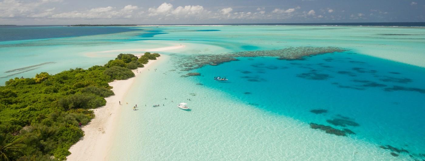 Bautismo de buceo en Maldivas